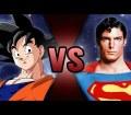 Goku vs Superman: a batalha mais imaginada do século
