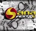 Sana Fest 2014 terá atrações nacionais e internacionais