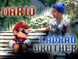 Super Mario no Brasil é assaltado