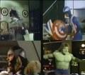 Versão de Os Vingadores nos anos 70