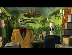 Grim Fandango remasterizado é atração da PSX