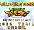 Novo Digimon traz personagens originais